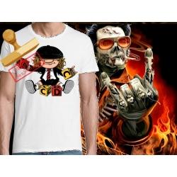Tee-shirt ACDC