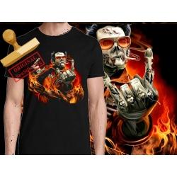 Tee-shirt Hardrock V