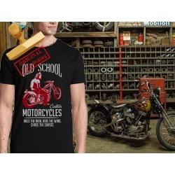 Tee-shirt old school