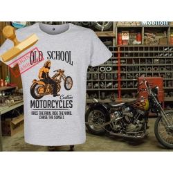 Tee-shirt old school2