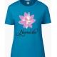 tee-shirt Coupe femme Namasté