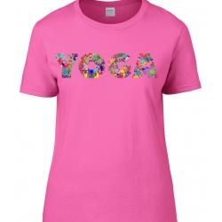 tee-shirt Yoga
