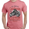 tee-shirt Los Angeles Custom