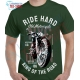 tee-shirt King of the Road