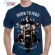 tee-shirt Born to Ride