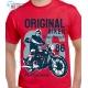 tee-shirt Original Biker 86